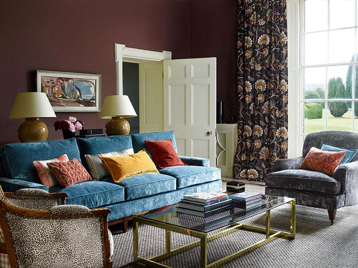 Три ньюансных цвета в дизайне интерьера