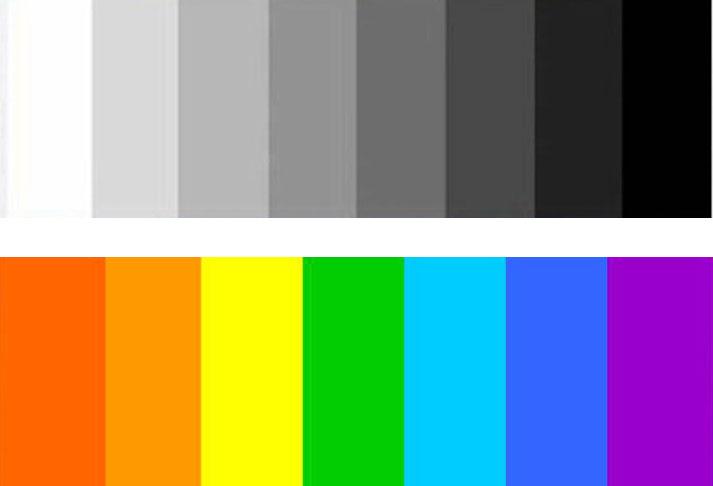 Хроматические и ахроматические цвета Дизайн Интерьера Словакия